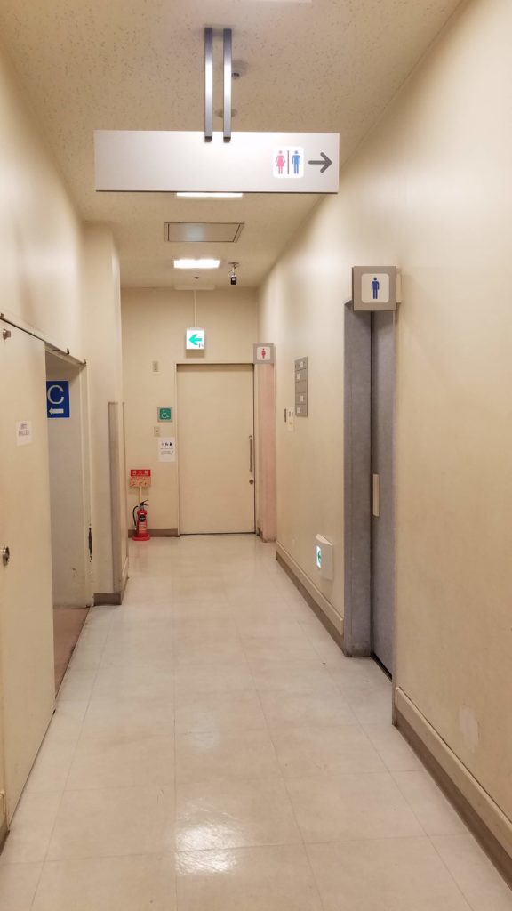 カルミア トイレ